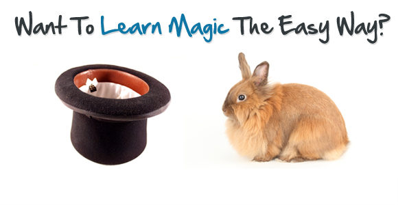 Impress Friends And Family With Easy To Learn Magic Tricks!